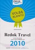 Ocenění - zájezdy Invia Volba klientů 2010