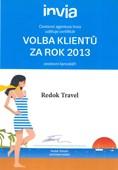 Ocenění - zájezdy Invia Volba klientů 2013